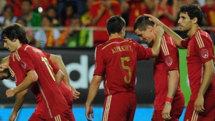 Kabar EURO 2020,Nasib Buruk Menimpa Spanyol,Persiapan Berantakan Gegara 2 Pemainnya Positif Covid-19