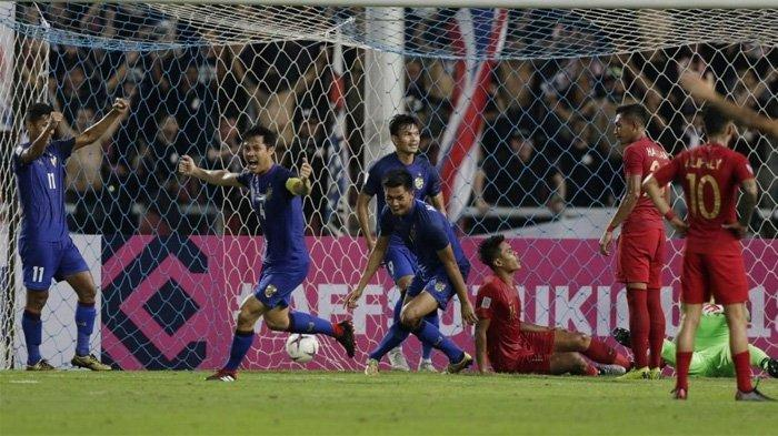 Piala AFF 2018 - Live Streaming Vidio.com dan Twitter Filipina vs Thailand Pukul 19.30 WIB