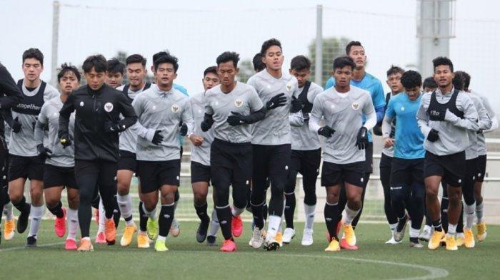 Rombongan timnas U-19 akan tiba di Jakarta pada hari Kamis (14/1/2021) setelah TC di Spanyol dipercepat