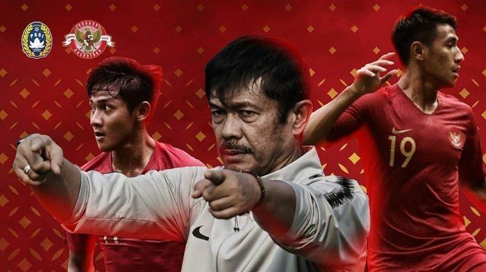 Sesaat Lagi Link Live Streaming Timnas U-23 Indonesia Vs Vietnam, Indonesia Tanpa Dua Pemain Penting