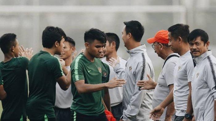 Berlangsung Live Streaming Timnas U-23 Indonesia vs Thailand di RCTI
