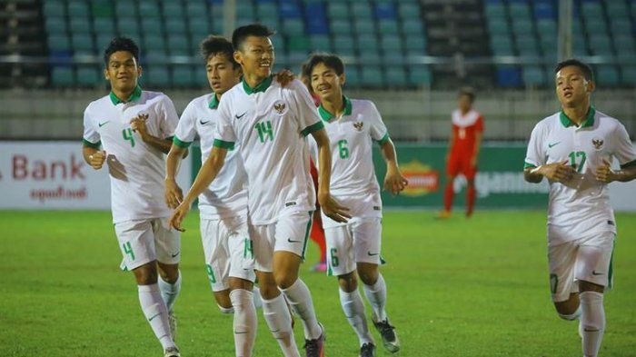 SEDANG BERLANGSUNG! Live Streaming RCTI Youtube Timnas U-19 Indonesia vs Arab Saudi