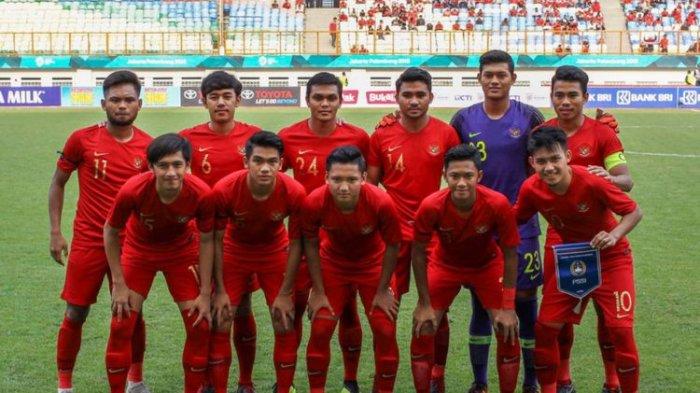 Live Streaming RCTI Sore ini Timnas U-19 Indonesia vs Yordania, Jelang Piala Asia U-19 2018