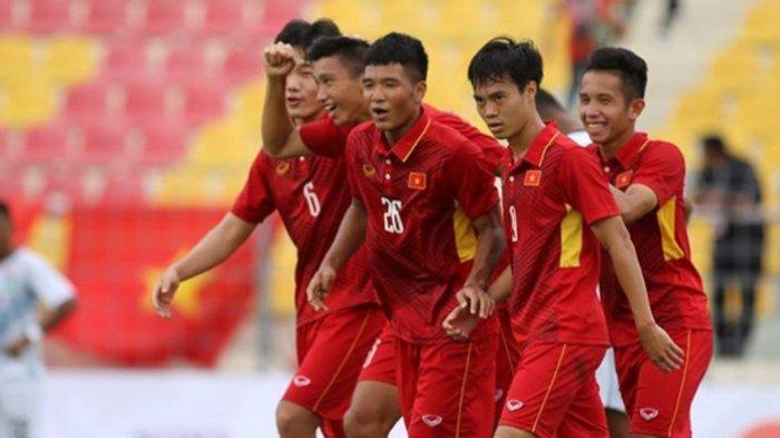 Link Live Streaming Vidio.com, Laos vs Vietnam Piala AFF 2018 Pukul 19.30 WIB Malam Ini
