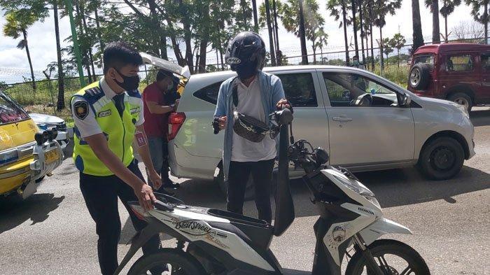 Tingkatkan Keamanan, Angkasa Pura I Bandara El Tari Lakukan Sweeping