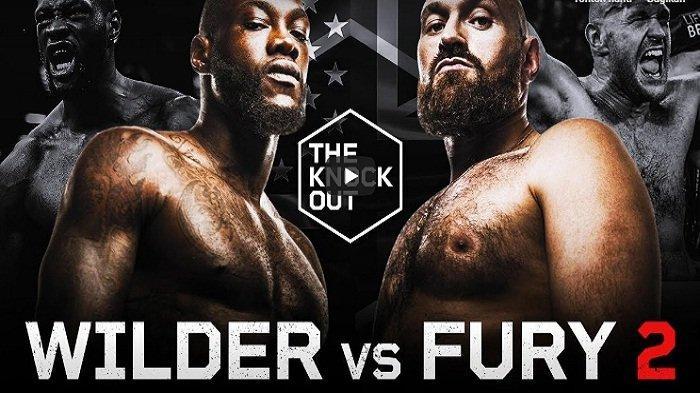 Tinju Dunia 2021, Tyson Fury vs Deontay Wilder Resmi Diundur, Kapan Jadwal Tinju Dunia?