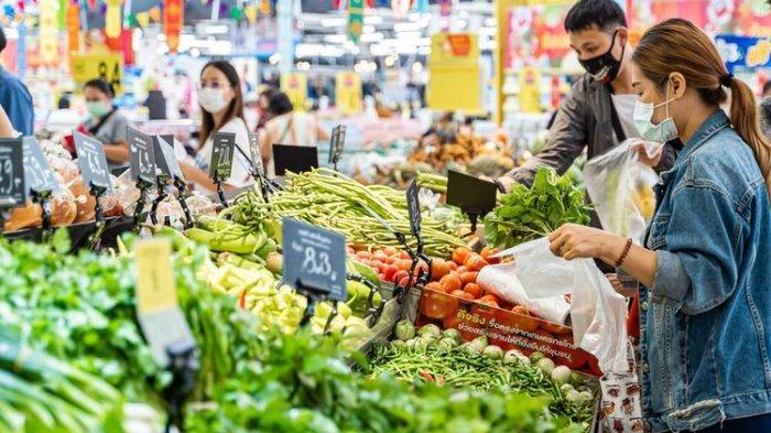Ini Tips Aman Belanja di Pasar Saat Pandemi Covid-19 oleh WHO