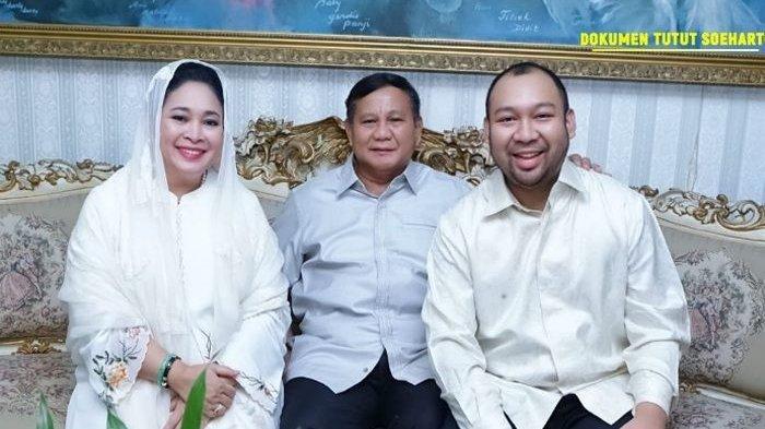 Putra Tunggal Prabowo Berdarah Cendana Kini Desainer,Sifat Asli Diungkap Penyanyi Internasional ini