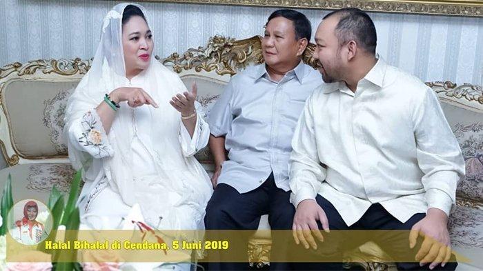 Prabowo Diangkat Jadi Menteri Koordinator di Kabinet Jokowi? Begini Reaksi Titiek Soeharto