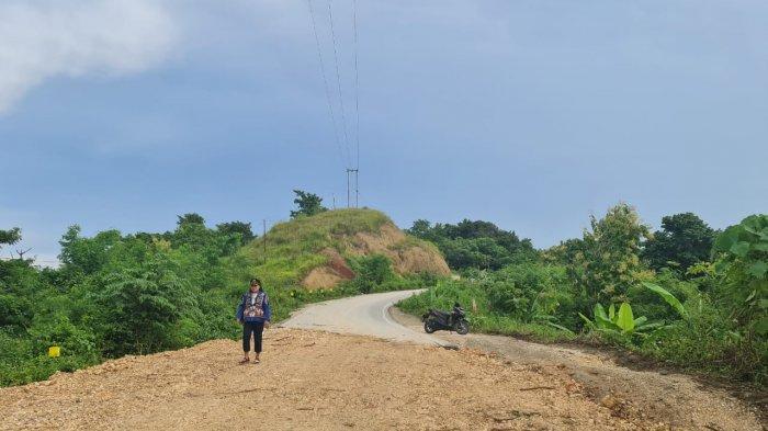 Akses Jalan Raya Lapale Sumba Barat Kembali Lancar