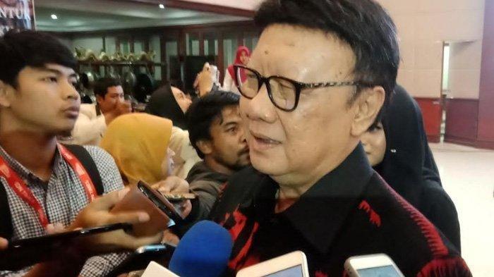 Sosok Ini Berani Sebut Tjahjo Kumolo Jadi Aktor Pelemahan KPK, Kasusnya Mencuat Gegara Ini, Siapa?