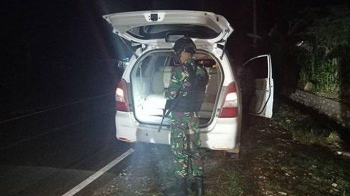 TNI Perketat Keamanan Dengan Menggelar Sweeping di Perbatasan