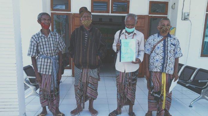 Diadukan ke Kejari TTU Nasib Kepala Desa Banain B, Kabupaten TTU