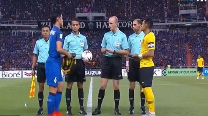 Tonton Sekarang Live Bola Malaysia vs Thailand, Live Streaming iNewsTV  & Live Twitter