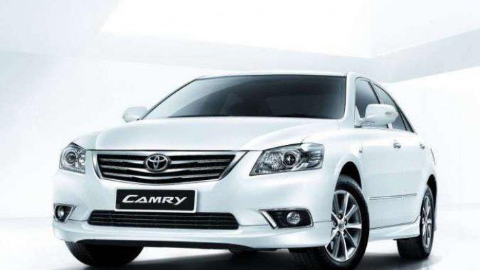 Mobil Bekas Toyota Camry, Cek Daftar Harga Maret 2021, Termurah Rp 110 Juta Dapat Spesifikasi Ini