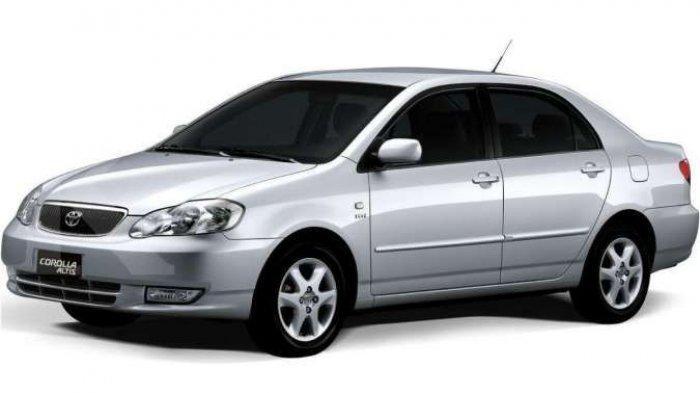 Mobil Bekas Toyota Corolla Altis Murah PerJuni 2021 Terendah Rp50Juta Daftar Harga Tahun Mobil Seken