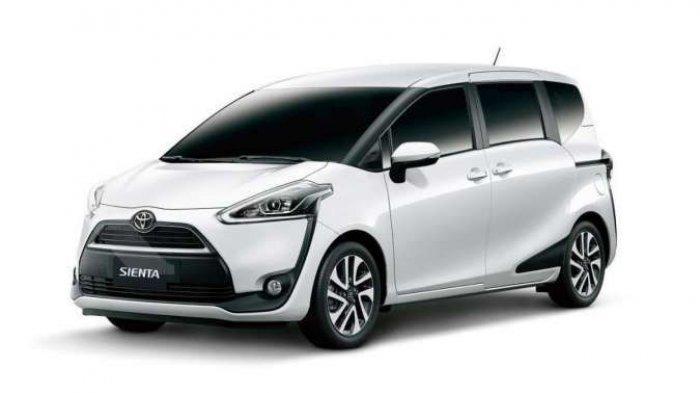 Harga Mobil Bekas MPV Pintu Geser Toyota Sienta Mei 2021 Murah, Daftar Harga Varian Spesifikasi