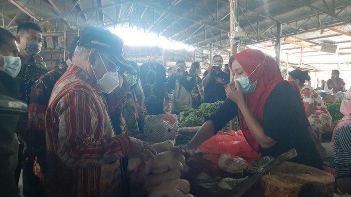TPID : Wajar, Kenaikan Harga Jelang Hari Raya