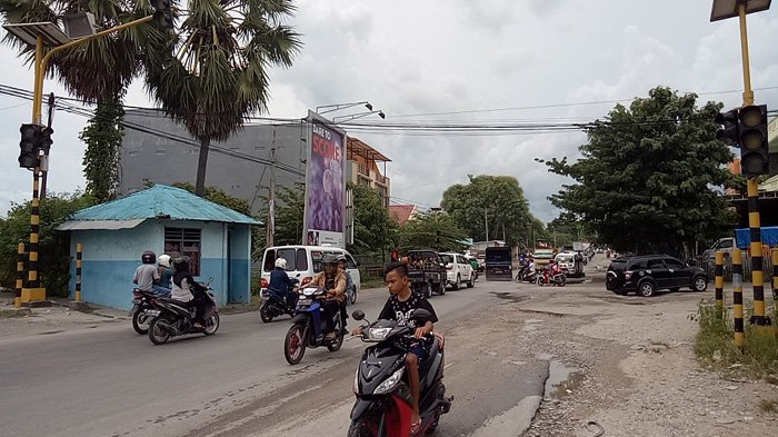 Kadishub Kota Kupang Bilang Kerusakan Traffic Light Pulau Indah Tanggungjawab Dishub NTT