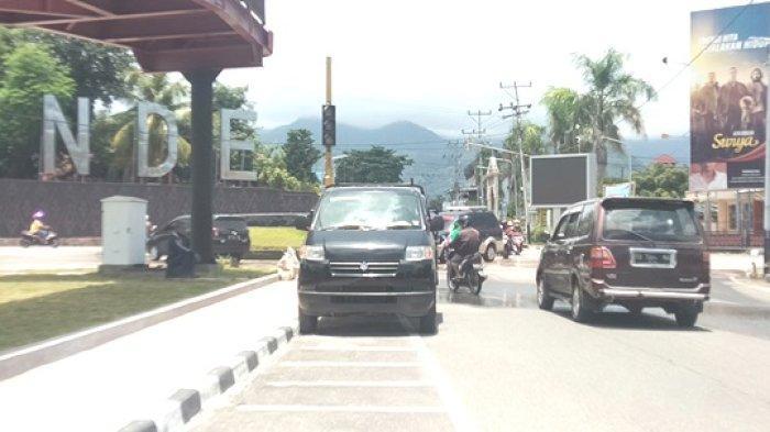 Dishub Perbaiki Traffic Light di Kota Ende, Aktivitas Lalu Lintas Makin Ramai