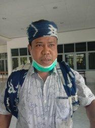 Ketua Komisi C DPRD Sumba Timur Ayub Tay Paranda