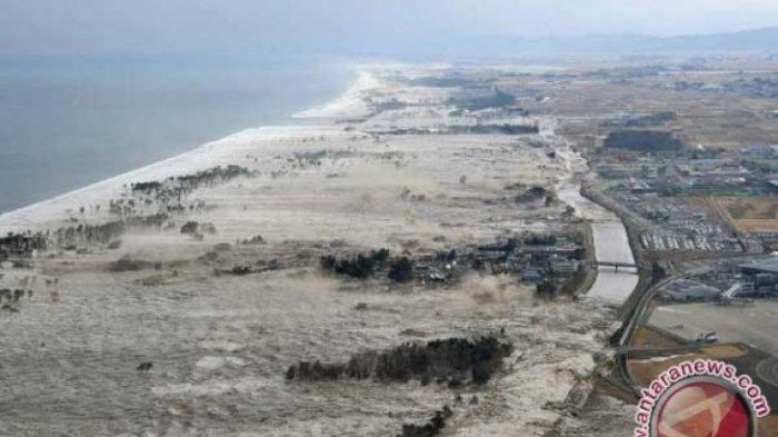Gempa Besar Terpa Perairan Alaska Dikhawatirkan sebabkan tsunami