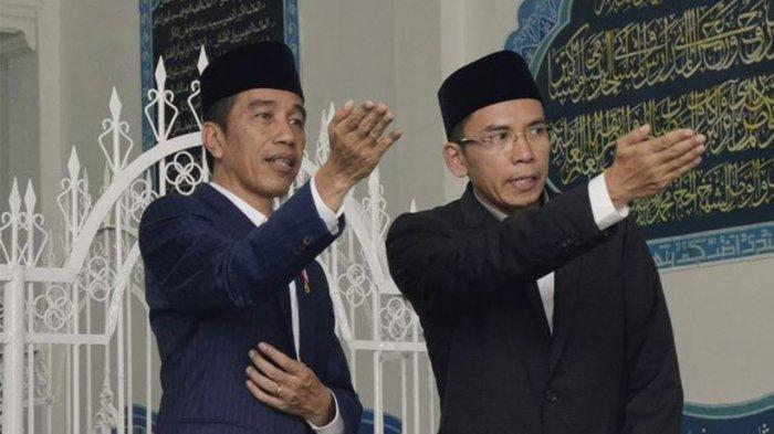 Tuan Guru Bajang Berpeluang Masuk Kabinet, Rahasia Diungkap Ujang Komarudin, Benarkah Jadi Mendagri?