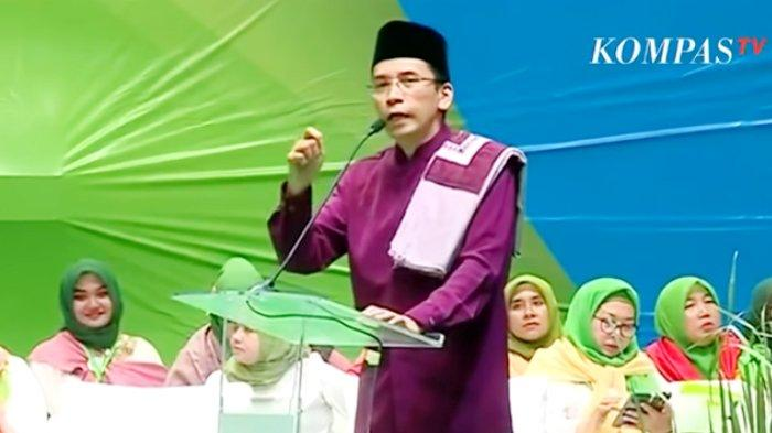 Terbongkar, Tuan Guru Bajang dan HRS Beda Sikap di Era Jokowi, Malah Ini yang Terjadi
