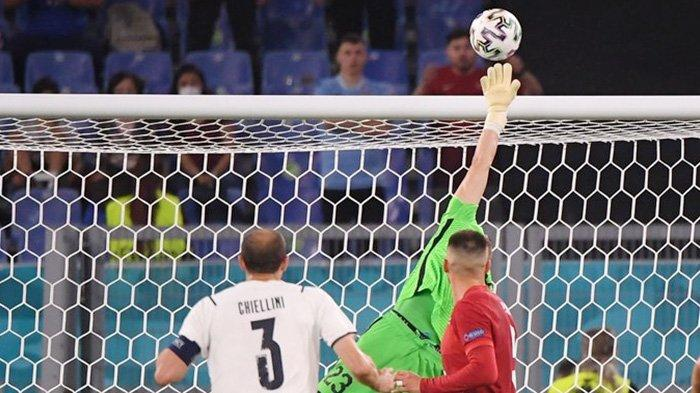 Hasil Euro 2020 - Kalah Telak dari Italia, Turki Telah Membuat Gol Bersejarah Sepanjang Piala Eropa