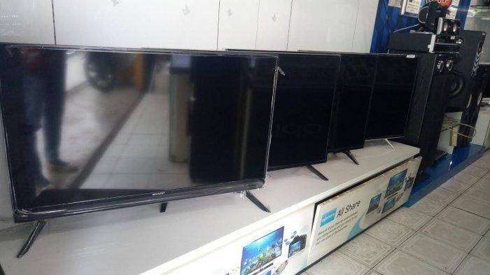 Beli Televisi Led di UD Marie, Ada Harga Khusus
