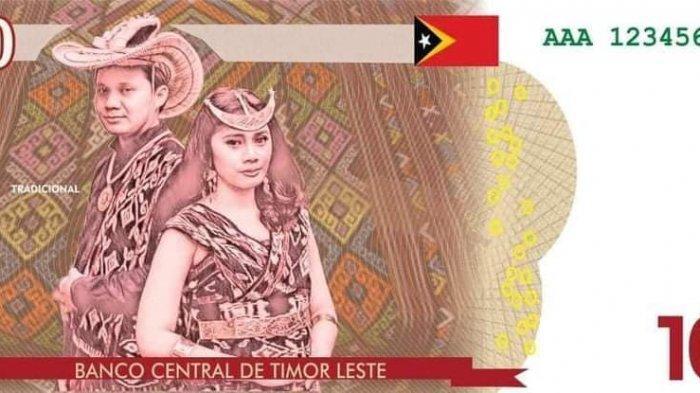 Uang Timor Leste Bergambar Pakaian Adat Rote Ndao NTT Beredar, Begini Faktanya Sebenarnya, SIMAK