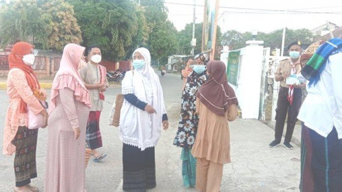 Idul Fitri di Kabupaten Sumba Timur, Jamaah di Masjid Agung Al Jihad Mulai Berdatangan