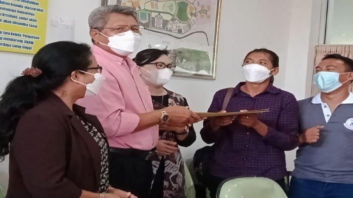 Umbu Saga Anakaka: Susanti Ndapataka Jadi Mahasiswa PJKR FKIP UKAW Kupang