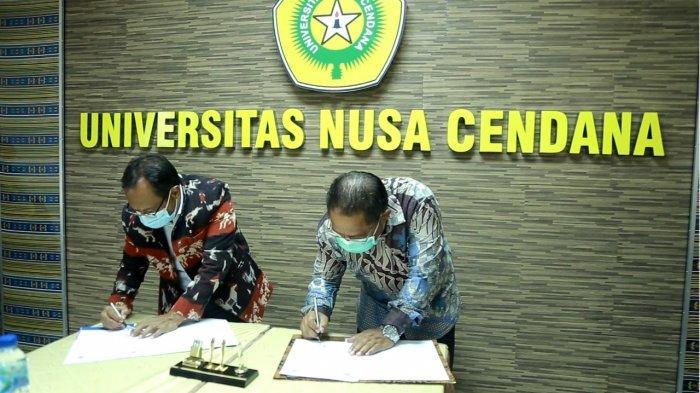 Dukung Kabupaten Ternak Berbasis Budaya, Undana-Pemkab Manggarai Timur Teken MoU