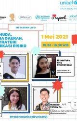 UNICEF Indonesia-Duta Bahasa Dorong Pemuda Aktif Komunikasi Risiko dan Kampanye Vaksinasi Covid-19