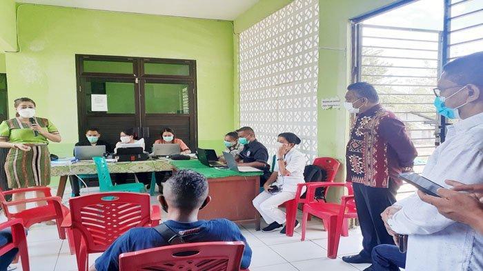 Jelang Dies Natalis ke-16 dan Wisuda Angkatan ke-15 Unipa Indonesia Gelas Vaksinasi Covid-19