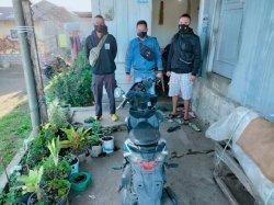 Barang bukti saat diamankan Unit Jatanras Polres Manggarai.