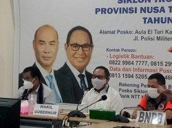 Update Data Bencana Badai Seroja di Nusa Tenggara Timur Hari Ini
