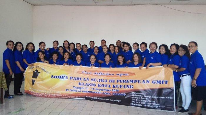 Klasis Kota Kupang Gelar Lomba Paduan Suara Undang peserta dari Gereja HKBP dan Gereja Katolik