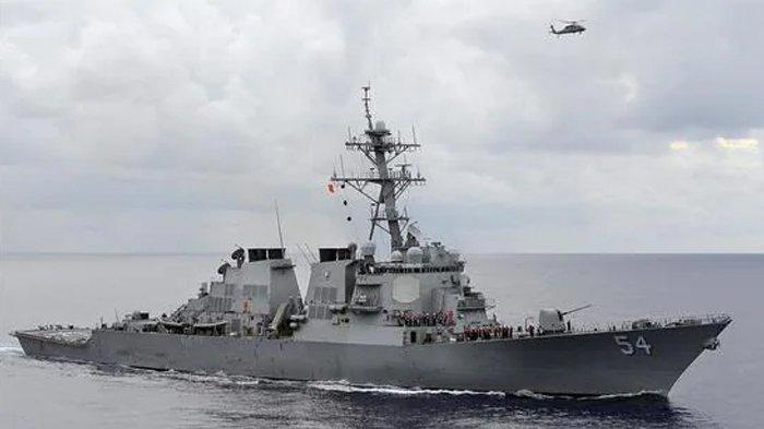Setelah Insiden Laut China Selatan, Amerika Serikat Butuhkan Kehadiran Pasifik yang 'Berkelanjutan'