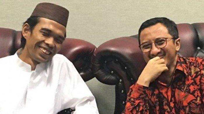 Ustadz Yusuf Mansur Puji Pidato 2 Halaman Menteri Pendidikan dan Kebudayaan Nadiem Makarim, Ponpes?