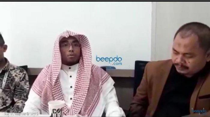Bela Rizieq Shihab Sampai Cekcok Dengan Nikita Mirzani Ustadz Maaher Cuma Imbau Minta Maaf Pos Kupang