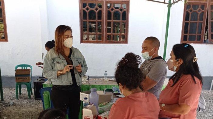 Dinkes Fasilitasi Vaksinasi di Gereja GMIT Jemaat Shalom Tuanilius dan Betel Oesapa Tengah