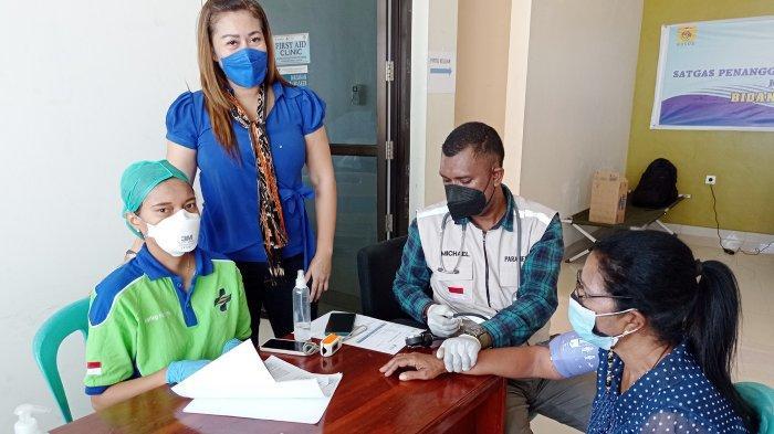 Pelindo dan Dinkes Provinsi NTT Gelar Vaksinasi di Pelabuhan Tenau