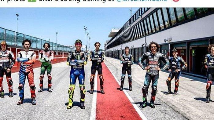 Simak Jadwal MotoGP 2021, Live Trans7, Persingan Petronas Yamaha SRT Lebih Berwarna, Guru vs Murid