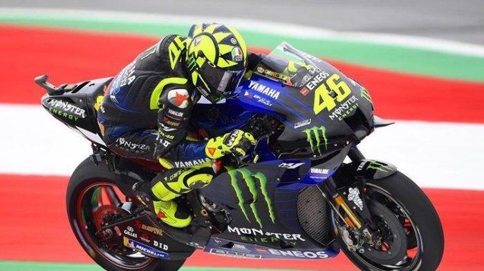Rossi-Vinales Tergeser, Jarak Poin Quartararo dan Dovizioso Makin Tipis UPDATE Klasemen MotoGP 2020