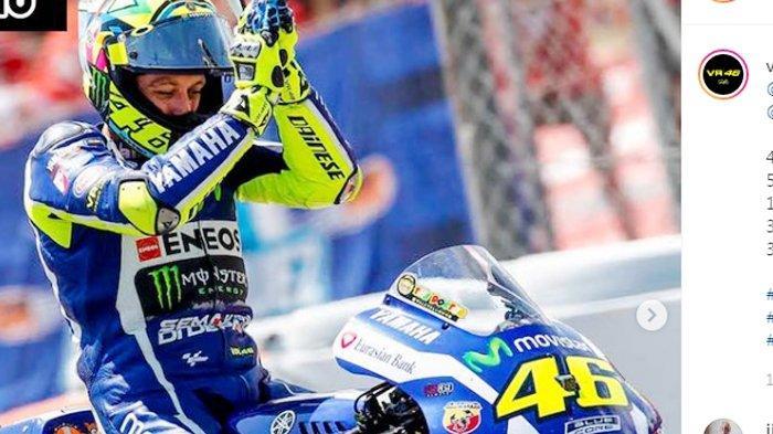 Hasil MotoGP Portugal 2020 Jadi yang Terburuk Bagi Valentino Rossi Sepanjang Kariernya