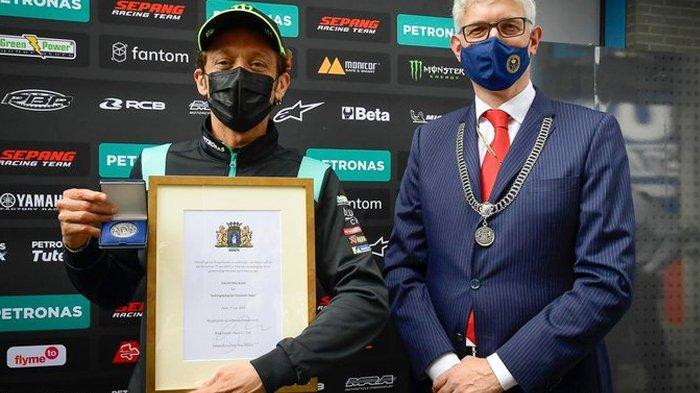 Jadwal MotoGP Belanda 2021, FP1 dan FP2 Sore Ini, Masih Adakah Peluang untuk Valentino Rossi?