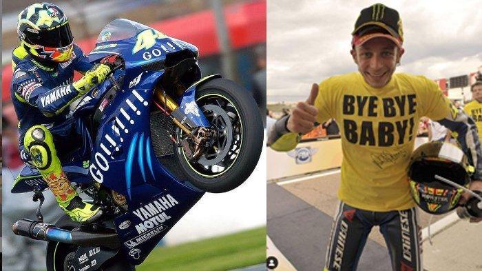 Jadwal MotoGP Portugal 2021 - Valentino Rossi Tak Ingin Kegagalan MotoGP Doha Terulang