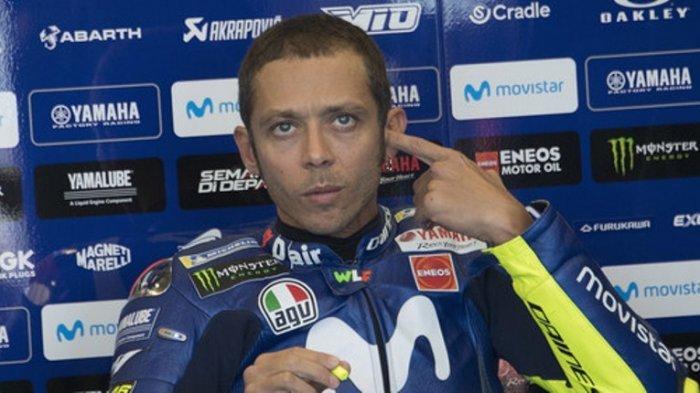 Valentino Rossi Hengkang dari Yamaha MotoGP,  Begini Pernyataannya